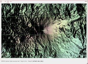 gunung slamet (http://webcams.volcanodiscovery.com/Slamet)